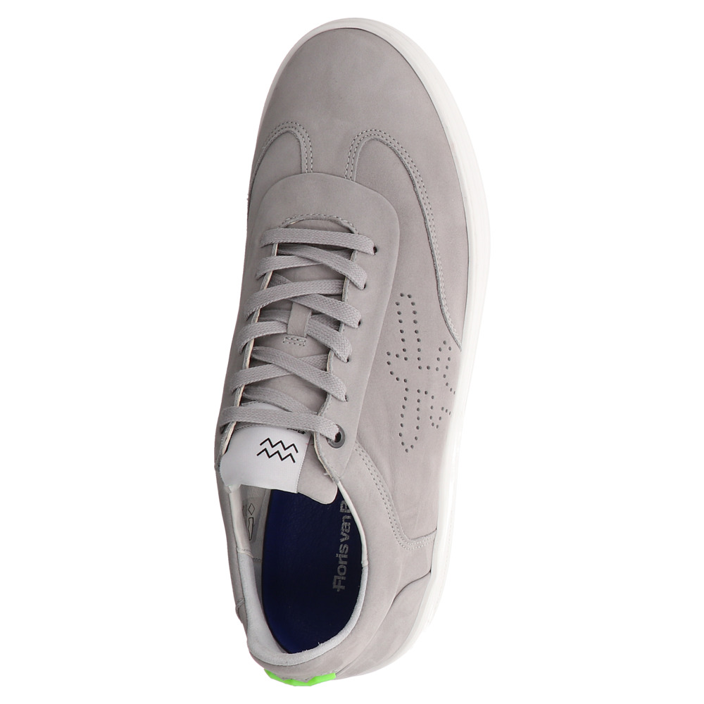Floris van Bommel | Floris Sport | Sneaker - grau | light grey