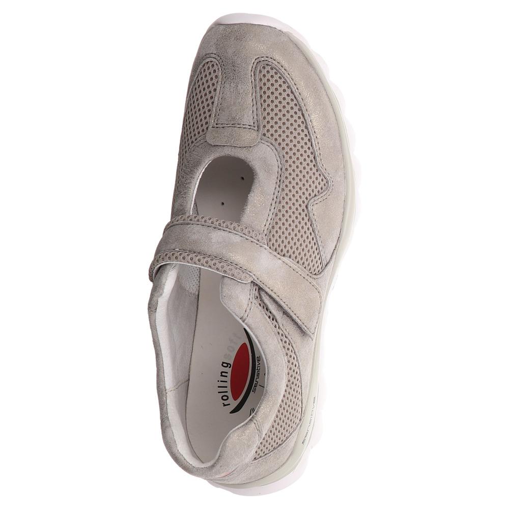 Gabor | Rollingsoft | Slipper | Sneaker - beige | taupe