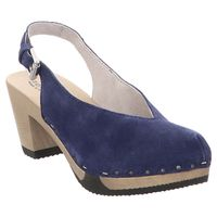 Softclox | Gesa | Slingback-Pumps - blau | navy