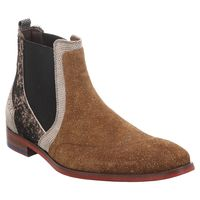 Floris van Bommel | Floris Dressed | Chelsea Boot - braun | brown