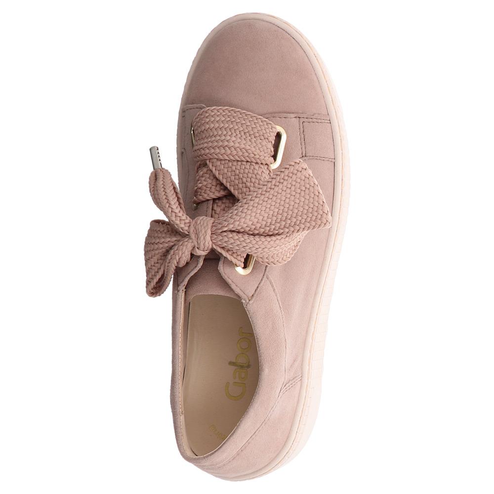 Gabor | Damen Sneaker - rosa | antikrosa