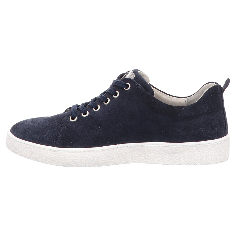 Richter | Sneaker | Schnürer | blau | atlantic