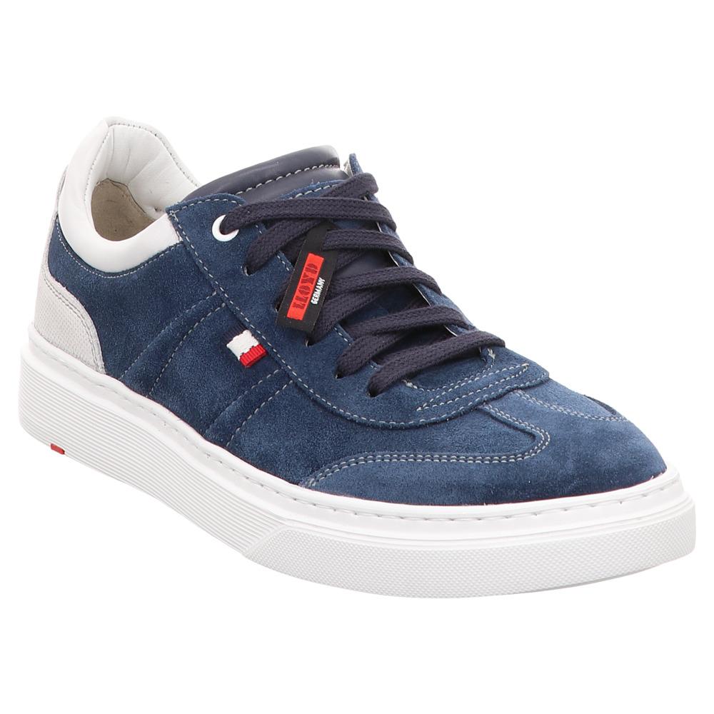 LLoyd | Agostino | Sneaker - blau | jeans
