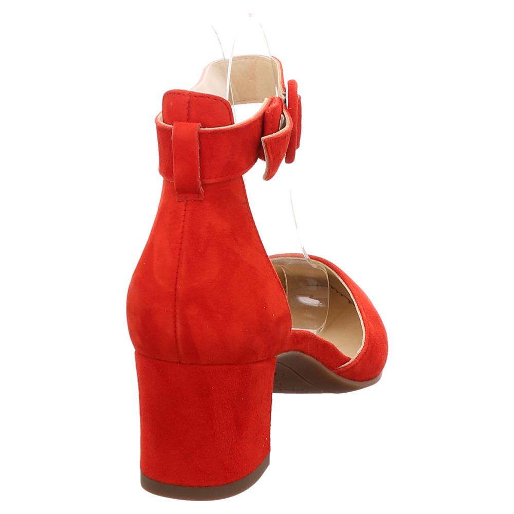 Paul Green | Riemchenpumps - rot | red
