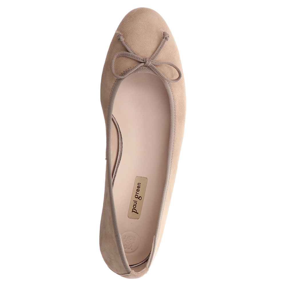 Paul Green | Soft Ballerina - beige | sahara