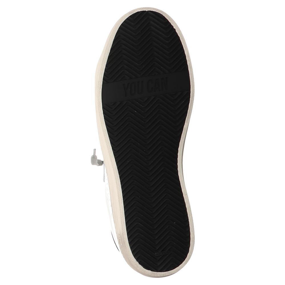 P448 | COJOHN1 | Sneaker - weiß | white black