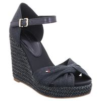 Tommy Hilfiger | Elba Metallic | Sandalette -  midnight