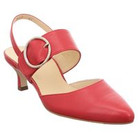 Paul Green | Sling Sandalette - rot | red