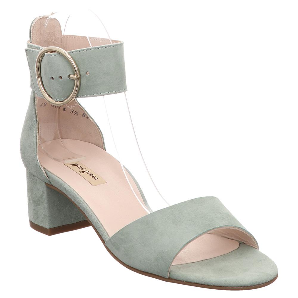 Paul Green | Sandalette - grün | mint