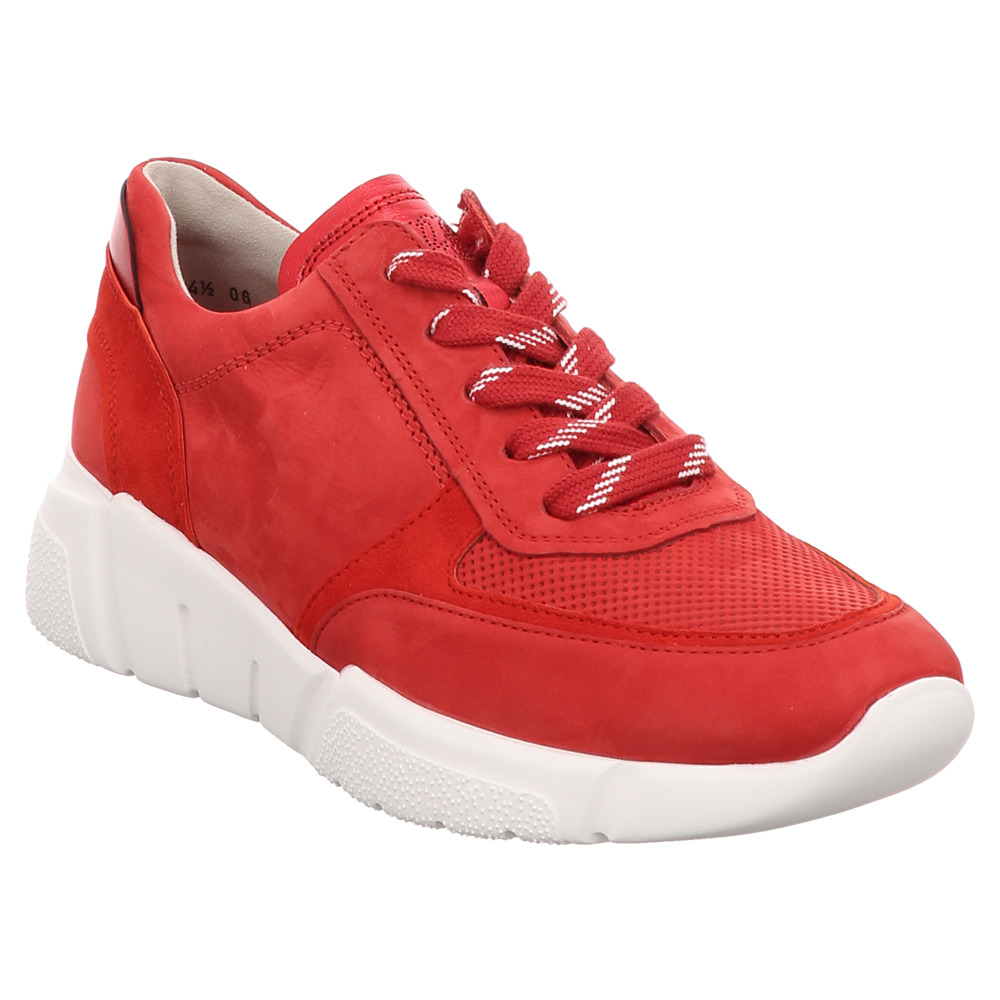 promo code 396bc 1f48f Paul Green | Sneaker - rot | red