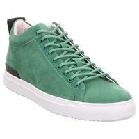 Blackstone | High Top Sneaker - grün | verdant green