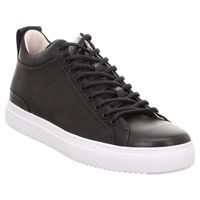 Blackstone | High Top Sneaker - schwarz | black