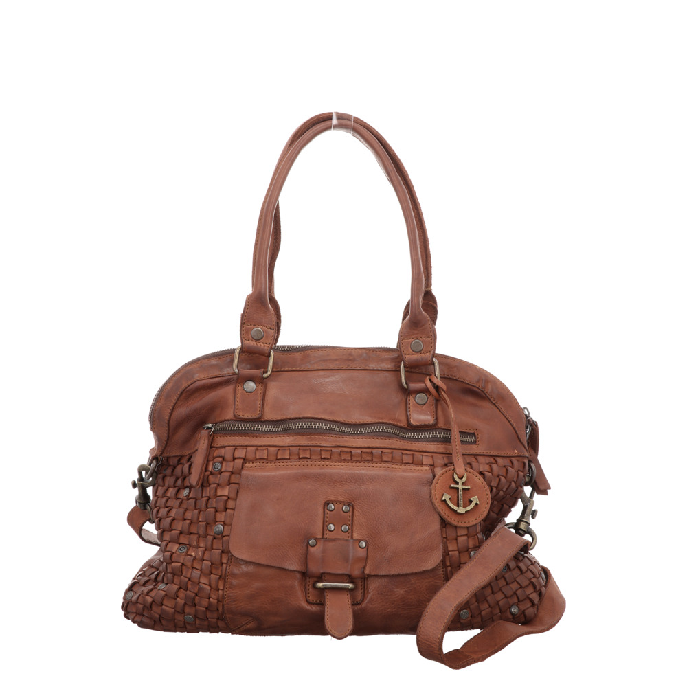 Harbour 2nd | Vanja | Tasche | Shopper - braun | cognac