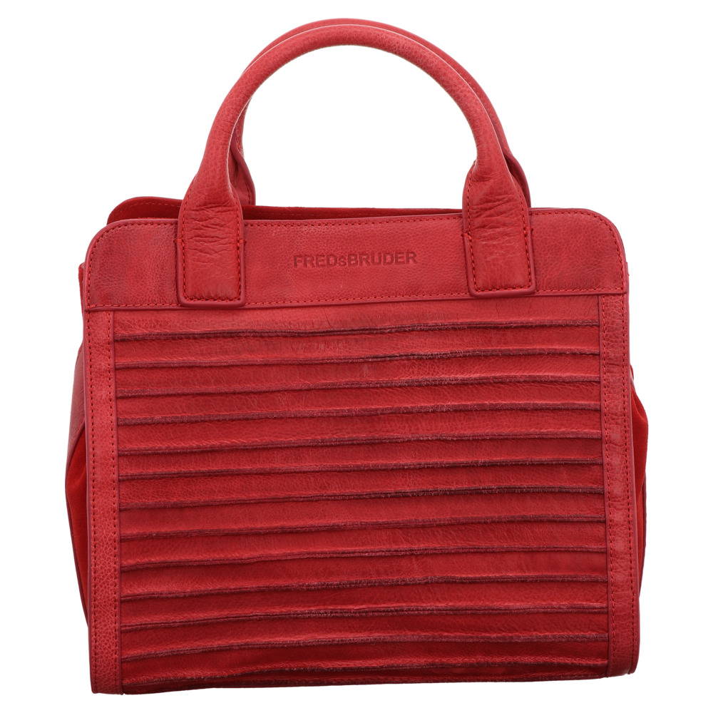 FREDsBRUDER | Perfect Match | Handtasche - rot