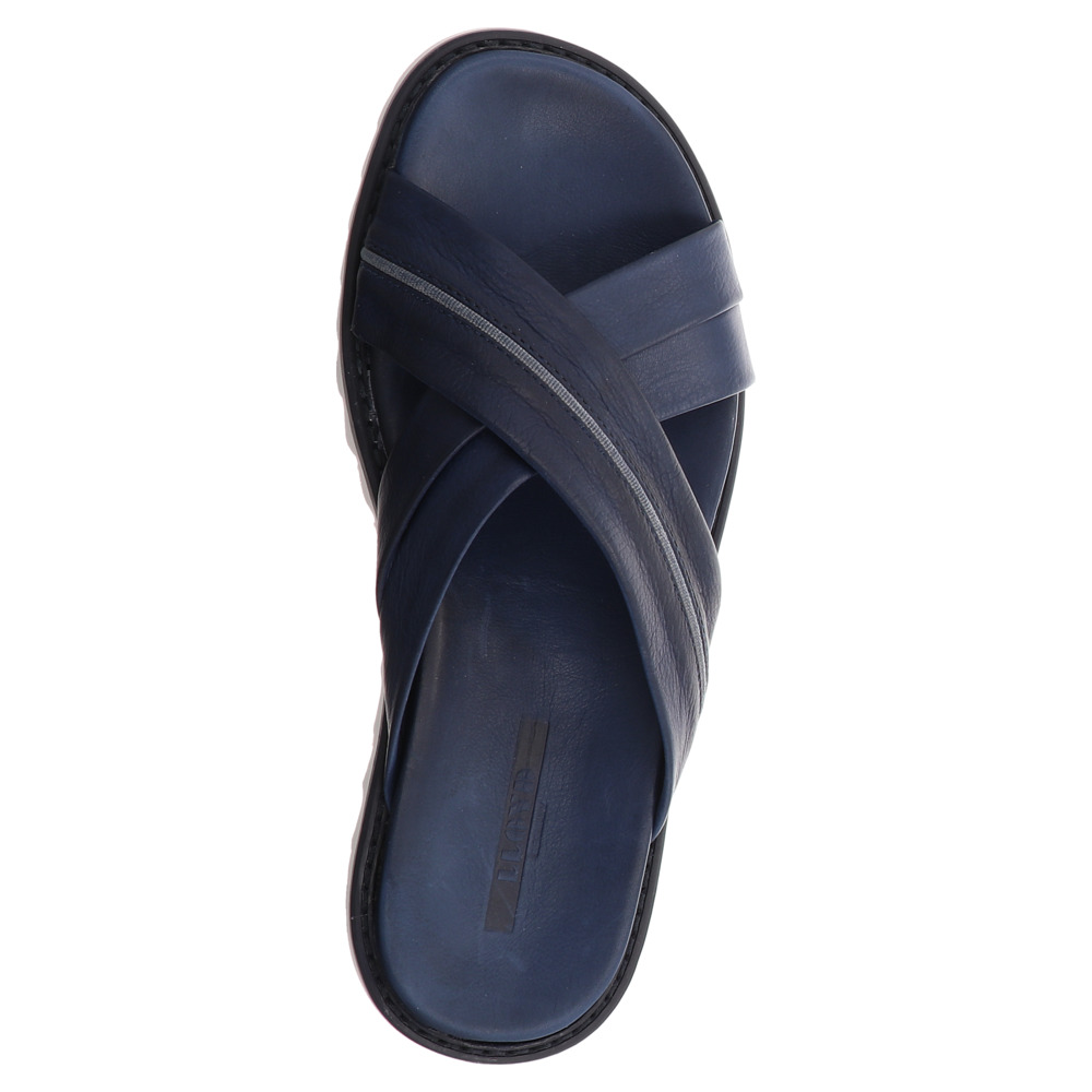 LLoyd | Edvino | Pantolette - blau | blue