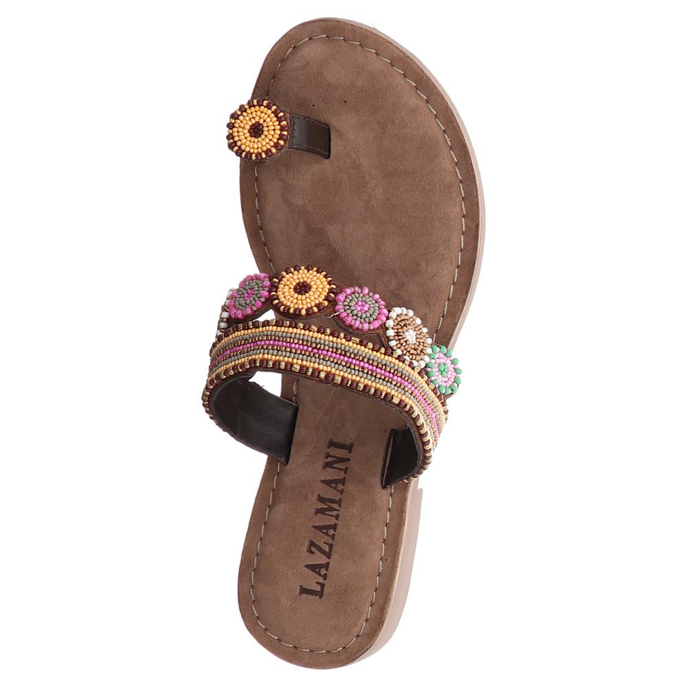 Lazamani | Pantolette - braun | brown