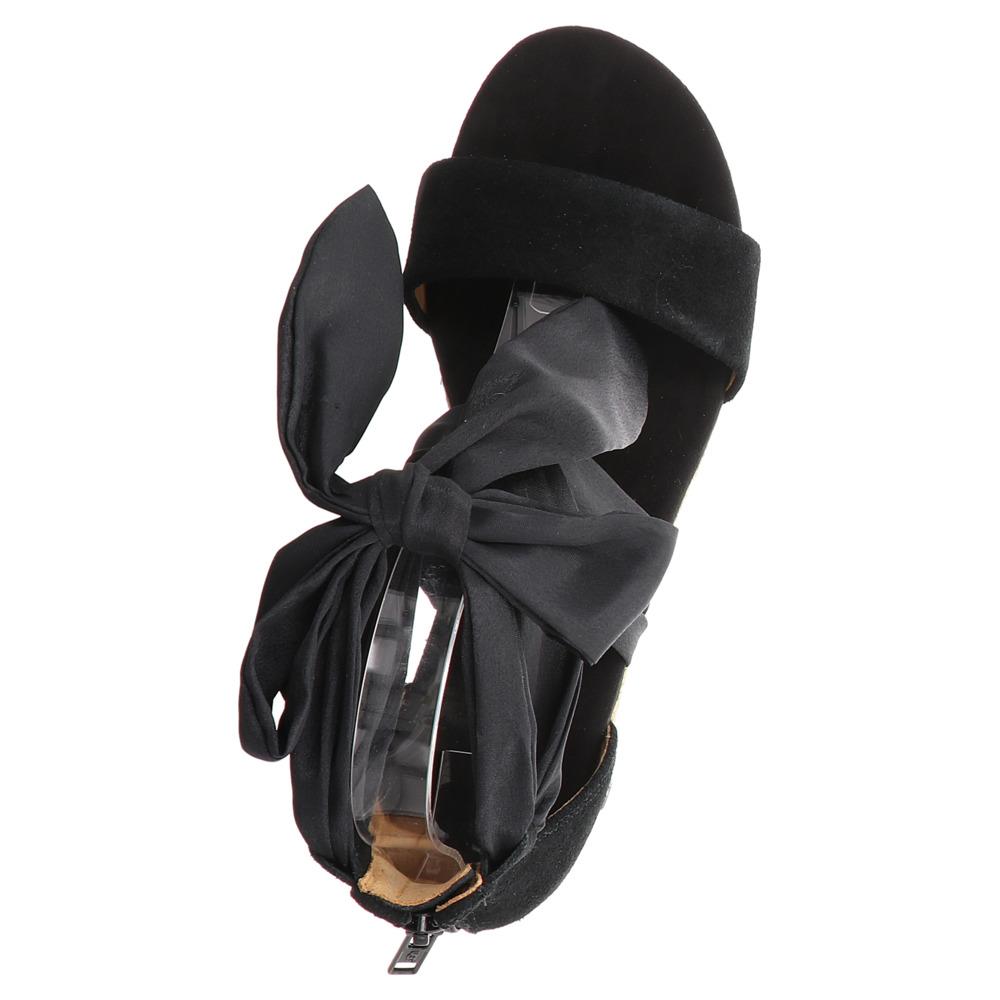 UGG | Trina | Keilsandalette - schwarz | black
