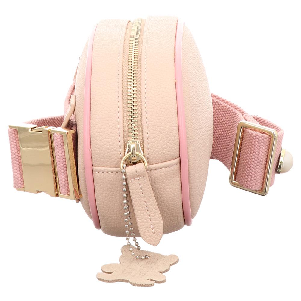 Yess Belgium | Wallet Belt Bag | Gürteltasche - rosa | nude