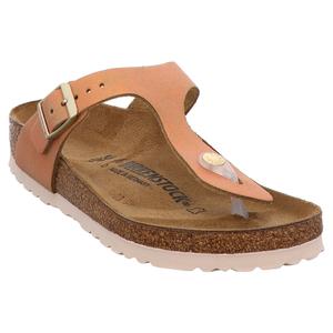Birkenstock | Gizeh | Pantolette - rosa | sea copper