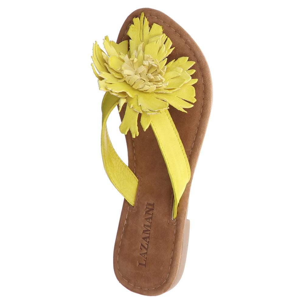 Lazamani   Pantolette - gelb   yellow