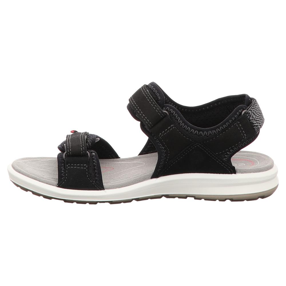 Ecco | Cruise II | Damen Sandalette - schwarz