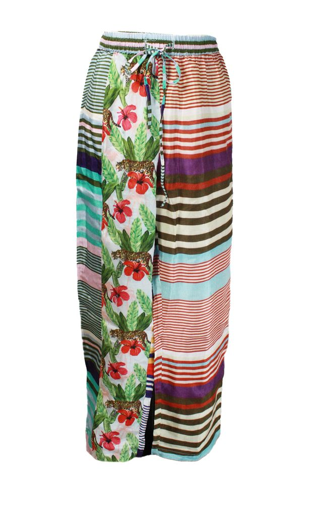 Anokhi | Palazzo Hose - bunt | patch