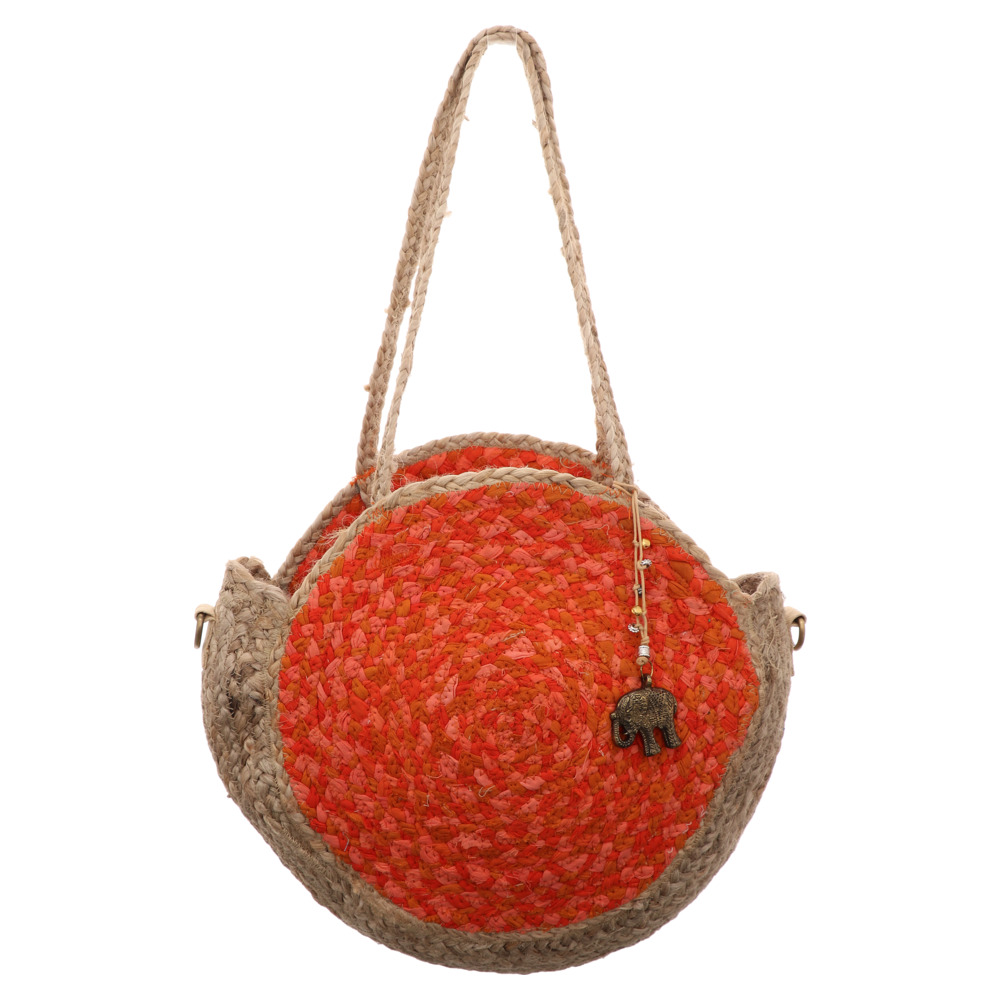 Anokhi | Mane | Basttasche - orange