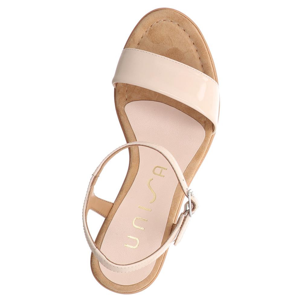 Unisa | Rita | Sandalette - beige | pale