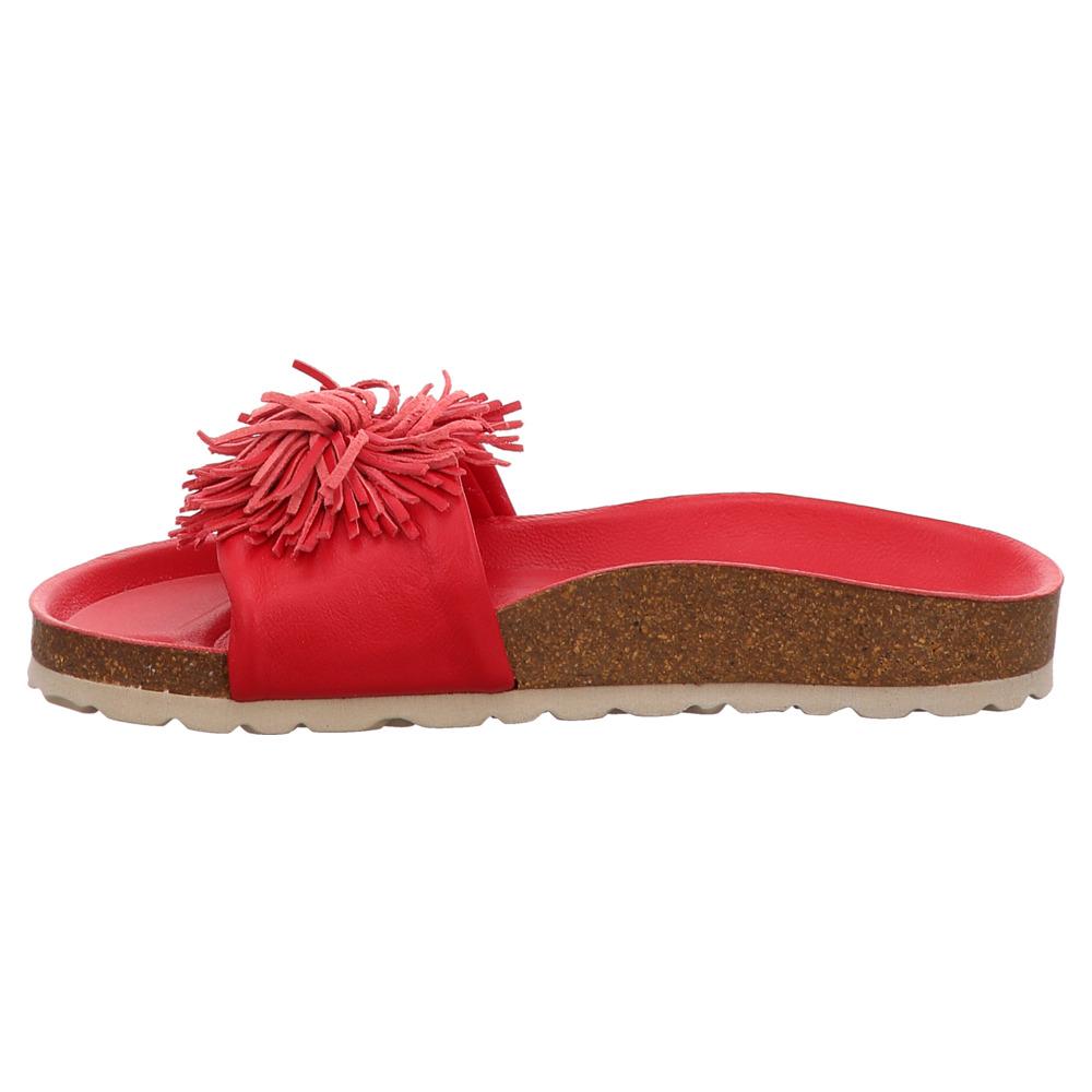 Verbenas | Reina | Pantolette - rot | rojo