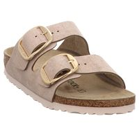 Birkenstock | Arizona | Pantolette - beige | rose gold