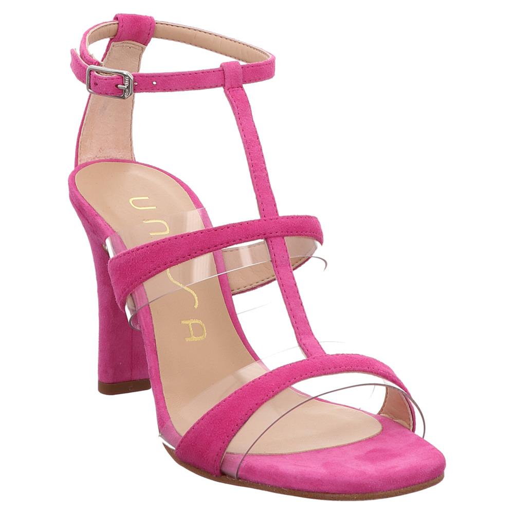 Unisa | Sagunto | Sandalette - pink | fuchia
