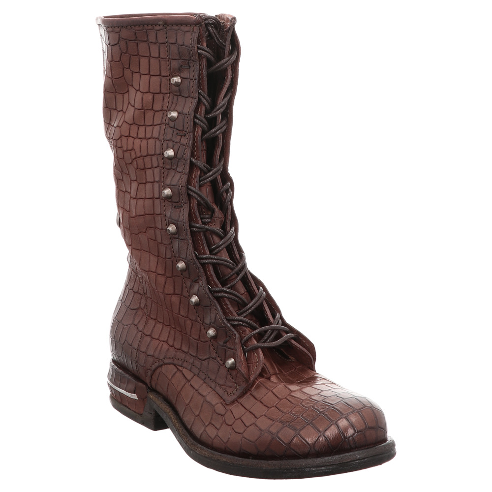 new arrival 344d6 091e2 AS98 | Airstep | Stiefelette - rot braun | sequoia