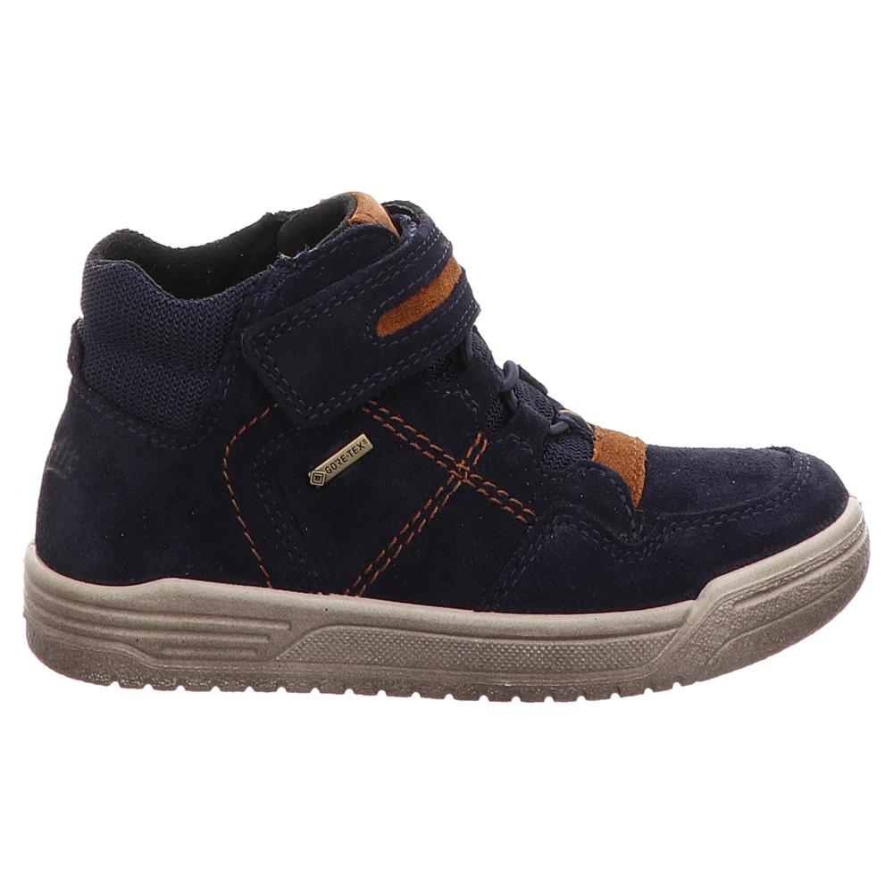 Superfit | Earth | Boots | Klett | Goretex | weit - blau