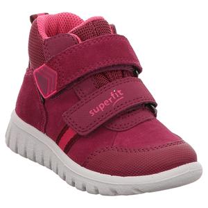 Superfit | Sport7 Mini | Klettschuh Boots | Goretex - rot