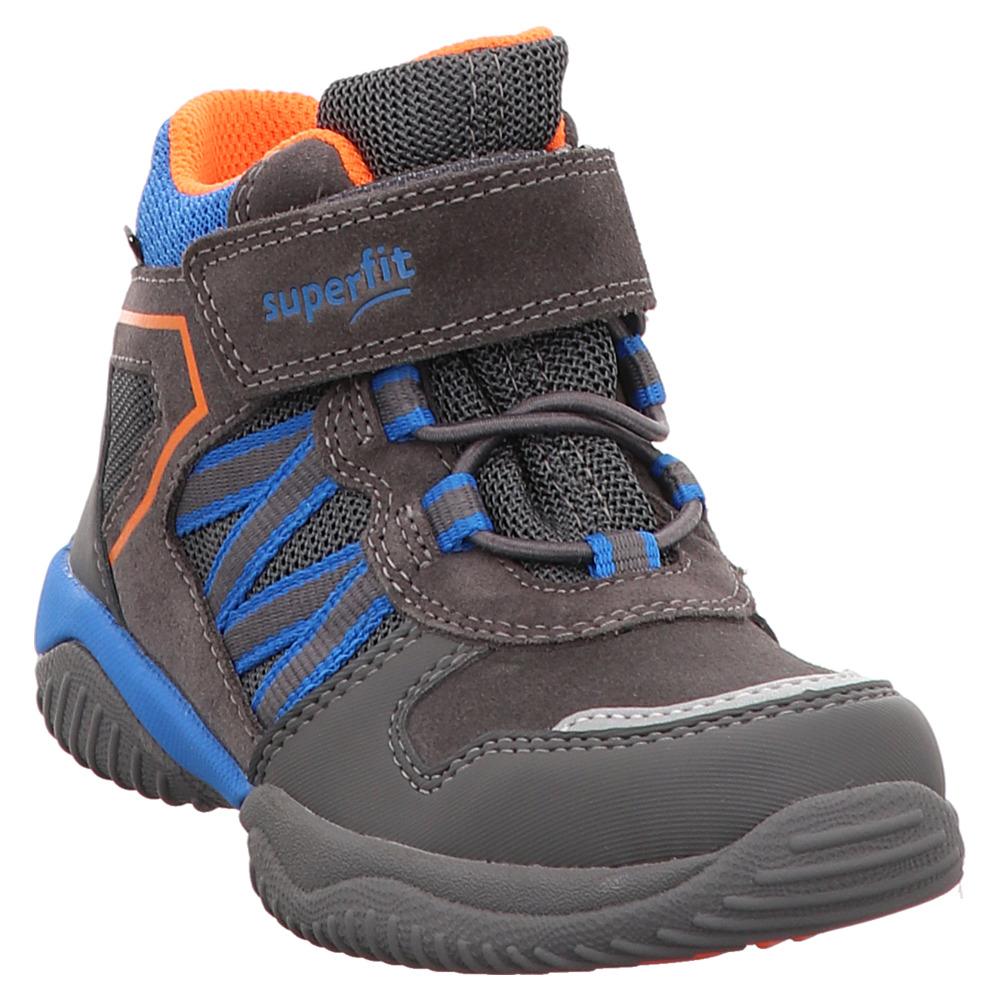 SuperfitStorm Boots Boots Grau Orange Grau SuperfitStorm Orange SuperfitStorm Boots Goretex Goretex Goretex sthCQrdx