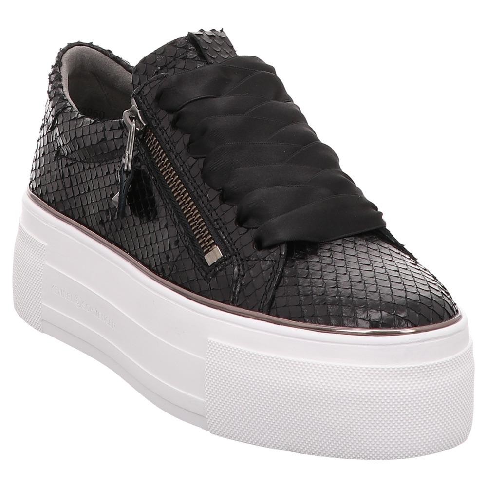 zeitloses Design ccd4e 4e4e2 Kennel & Schmenger | Top | Plateau Sneaker - schwarz | black