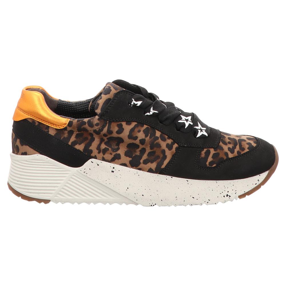 Paul Green | Sneaker - schwarz | black leo