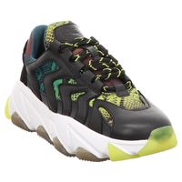 ASH | Extreme | Chunky Sneaker - schwarz | lime forest tibet