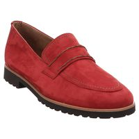 Paul Green | Slipper | Mokassin | Super Soft - rot | chili