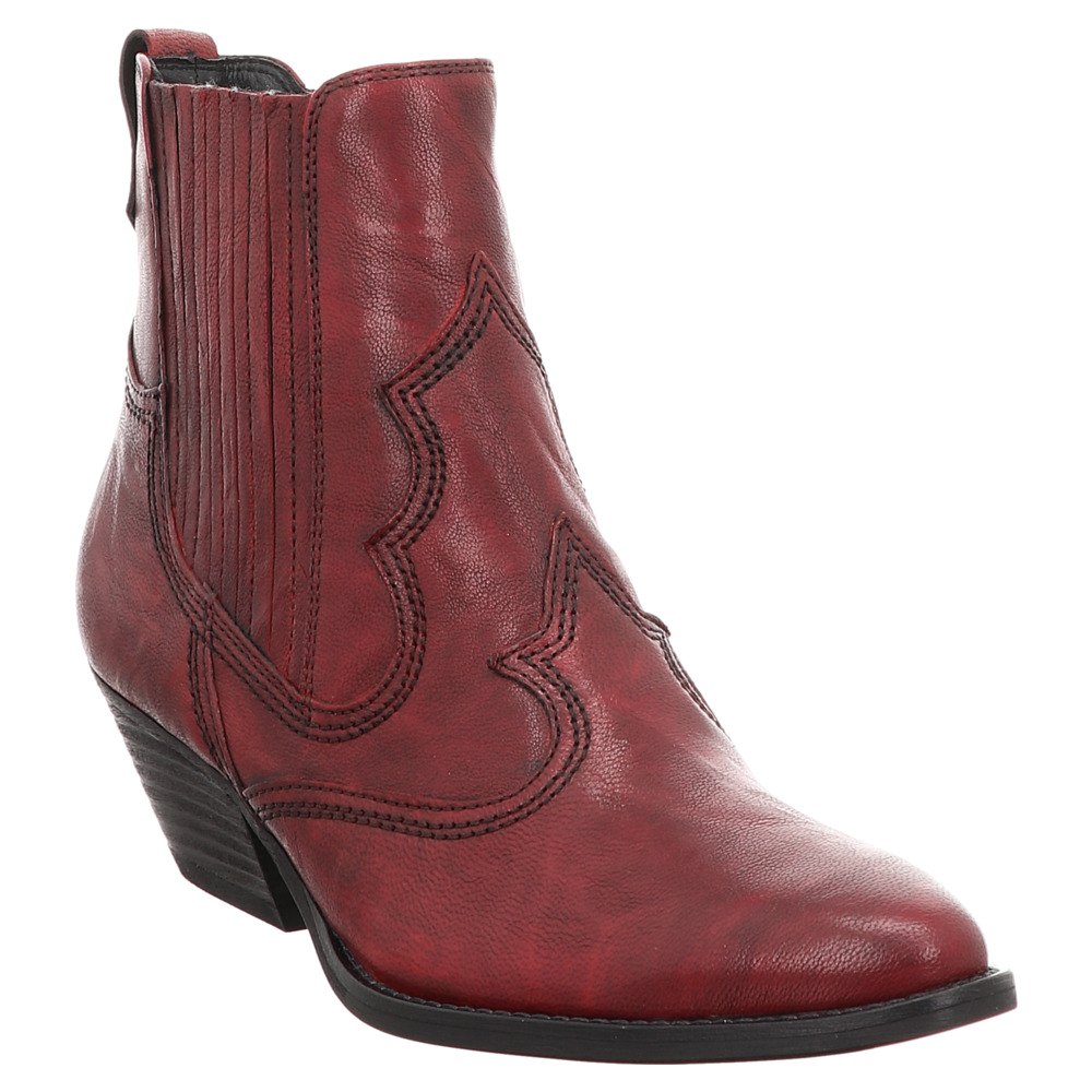 brand new 7f558 8790e Paul Green | Cowboy Stiefelette - rot