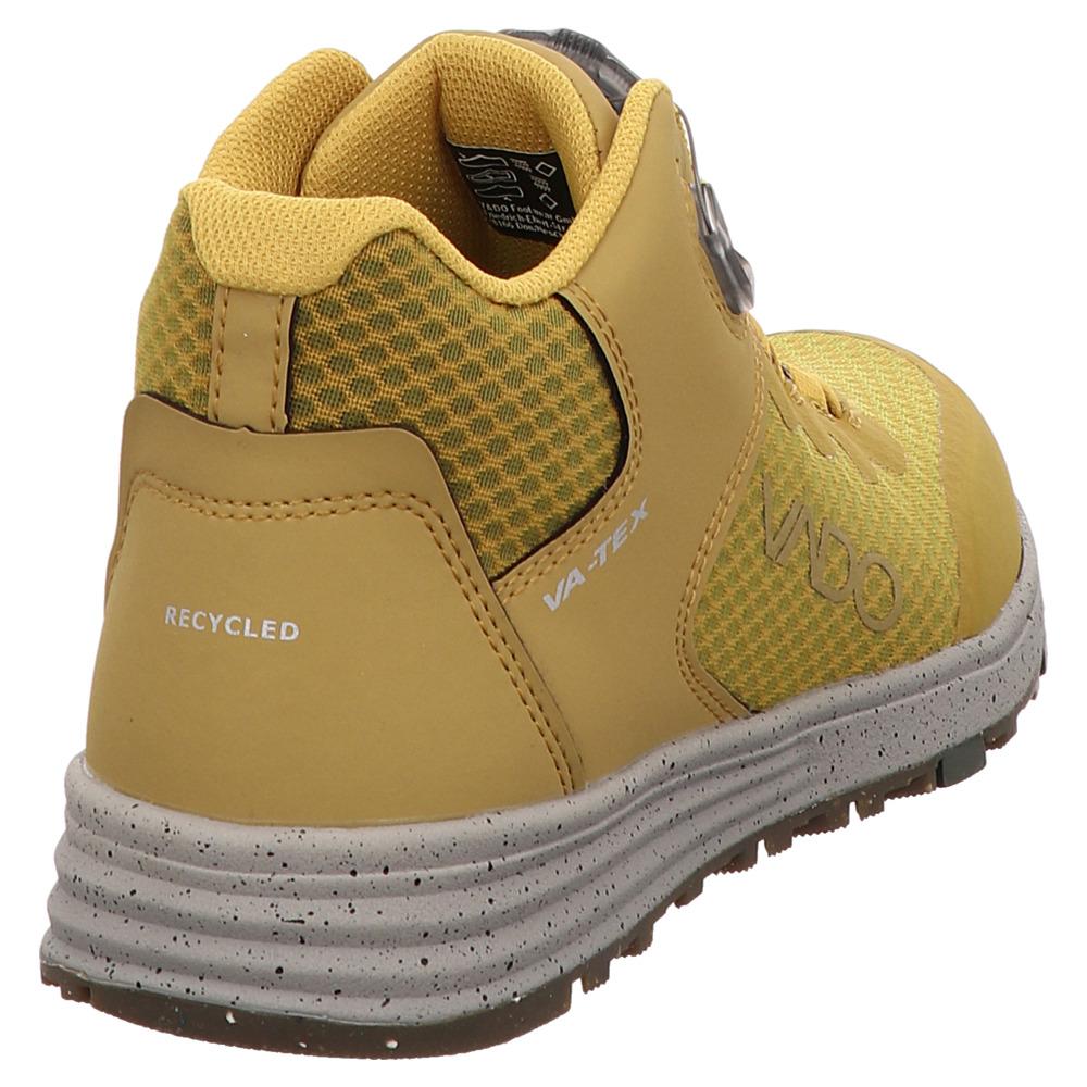 Vado   Hike   Sneaker   Boa Verschluss   Tex gelb   nugget
