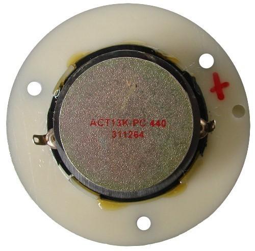 1 Paar 13 mm Hochtöner / Tweeter Magnat ACT13K-PC440 S 45 Watt max. – Bild 4