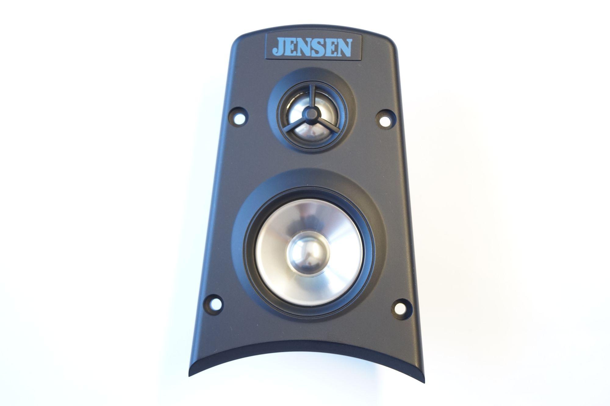 1 Paar Jensen MMTABSALG,Mittel Hochton Einheit 80 Watt max., Serviceware