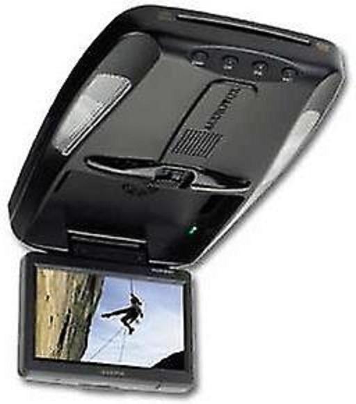 "Audiovox PROV 710 17,8 cm (7"") LCD Display mit DVD-Spieler, NEU"