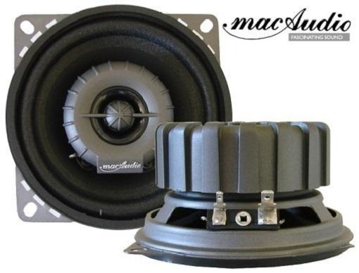 1 Paar 100 mm mac Audio Mac Dynamic 10.2 90 Watt max., NEU