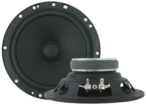 1 Paar mac Audio Mac Mobil 216 Woofer, 140 Watt max., SERVICEWARE 001