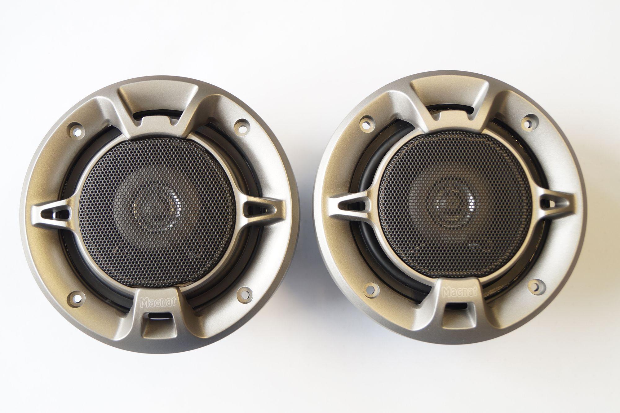 1 Paar Magnat 100 mm 2-Wege Koax Ultra S 102, NEU