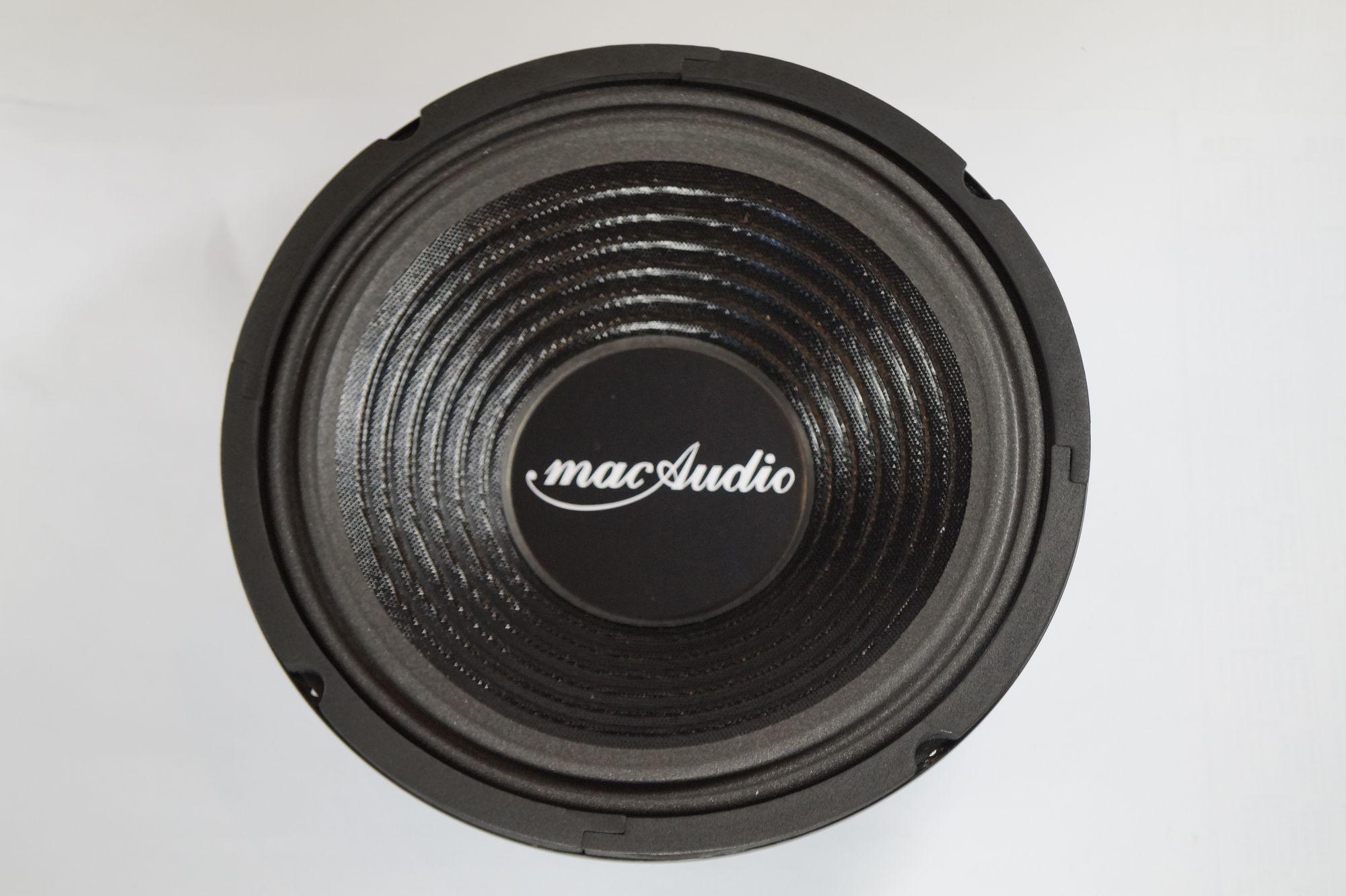 Mac Audio Quattro 25,25 cm Subwoofer,Basslautsprecher,Tieftöner
