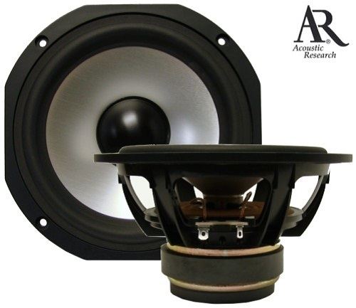 1 Paar Acoustic Research ARW150K-AL1080D High End Tief Mitteltöner,160 Watt, SERVICEWARE – Bild 1