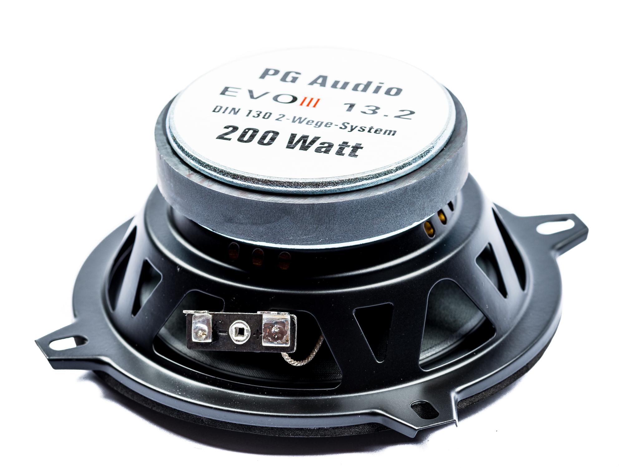 Volvo S40, V40, Lautsprecher Einbauset Tür vorne – Bild 3